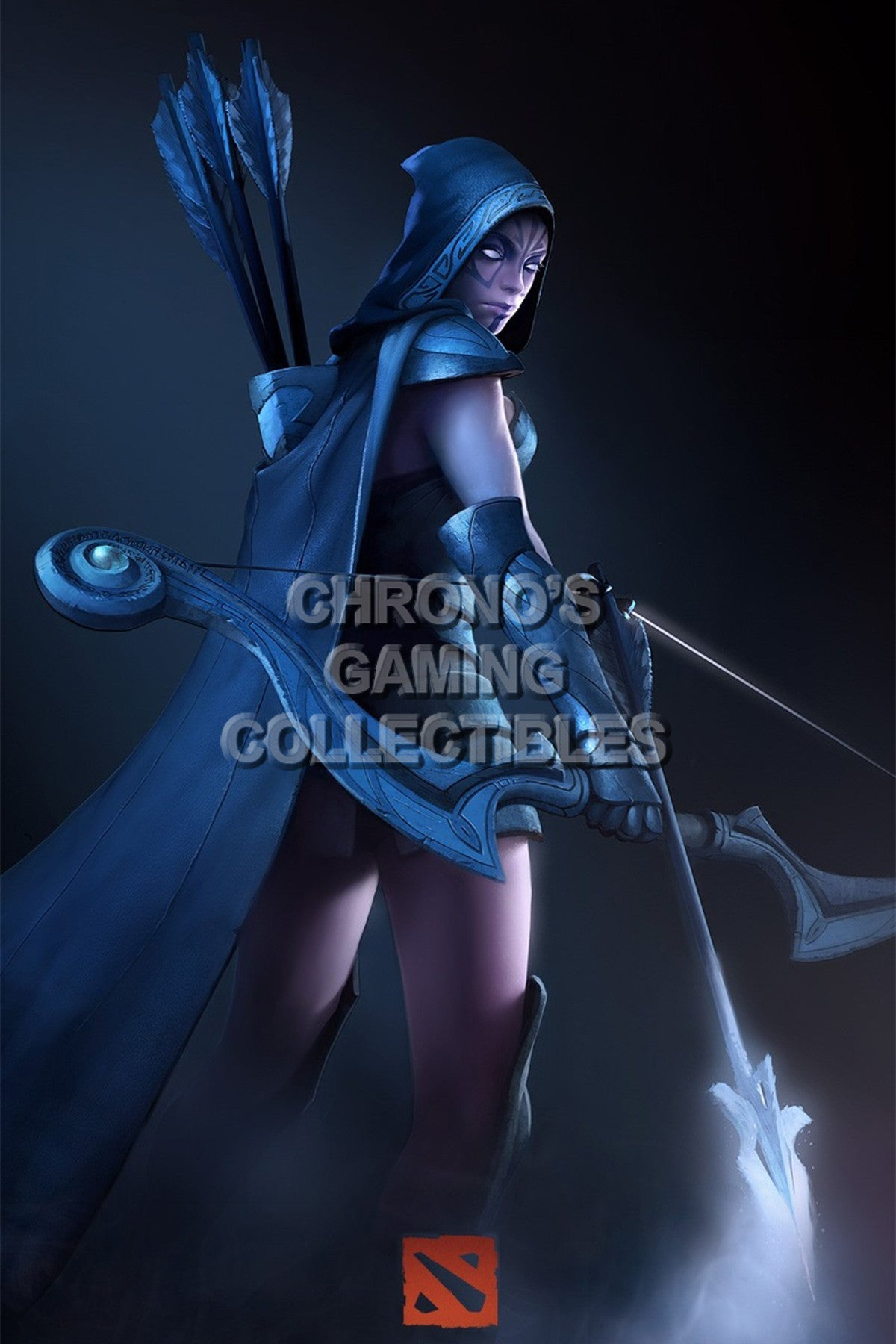 Dota 2 Video Games Poster Cgcposters