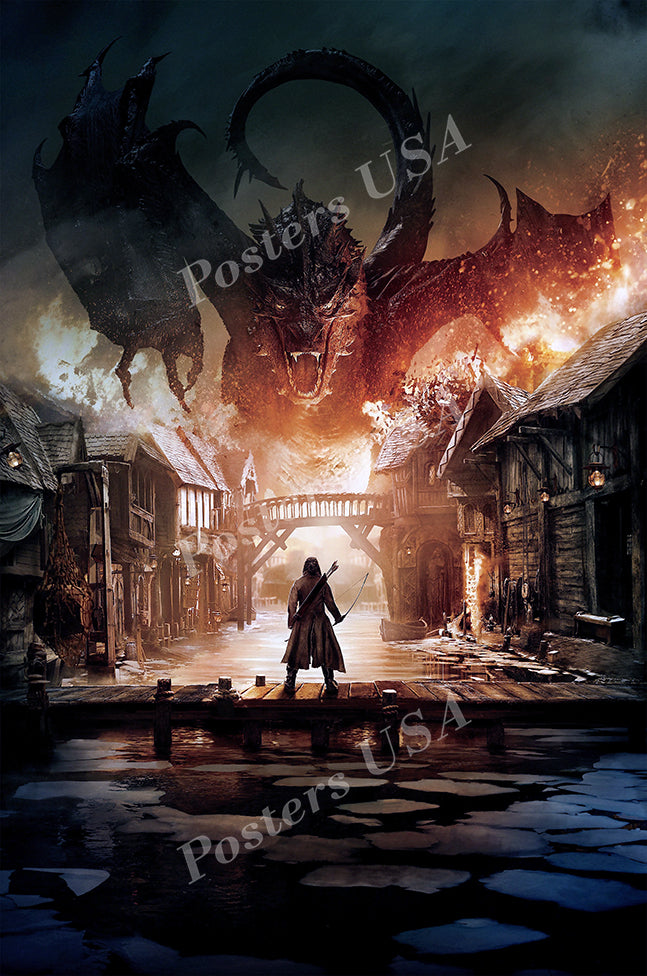 Posters USA - The Hobbit The Battle of the Five Armies Movie Poster GLOSSY FINISH - MOV155