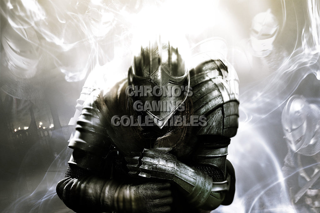 CGC Huge Poster - Dark Souls PS3 XBOX 360 - DSS002