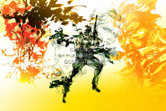 Metal Gear Solid 3 Poster