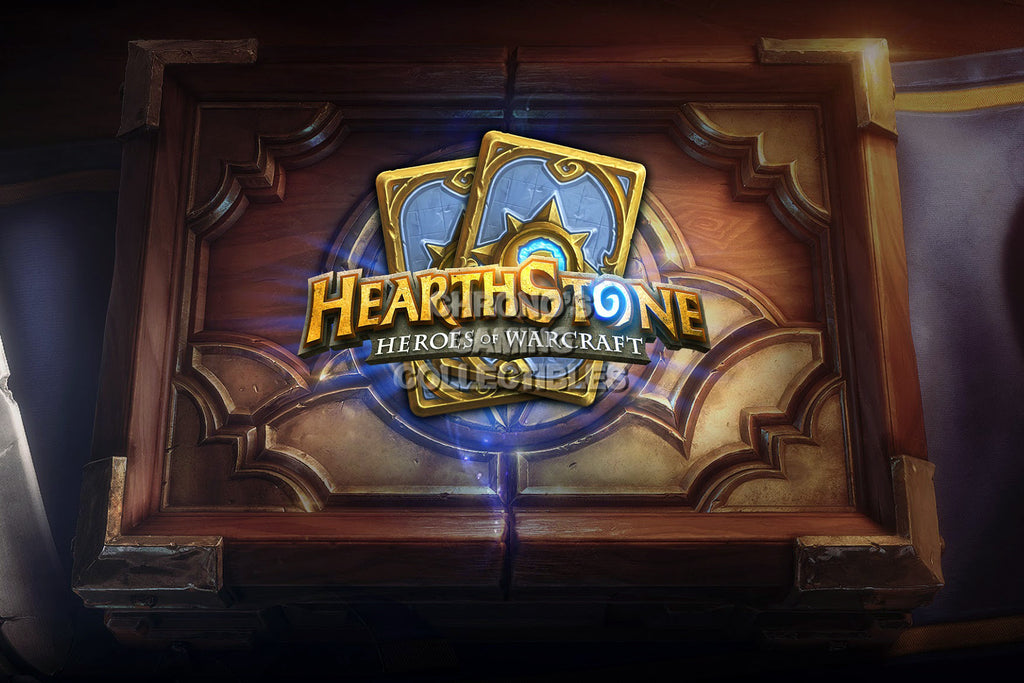 CGC Huge Poster - Hearthstone Heroes of Warcraft - HEA009