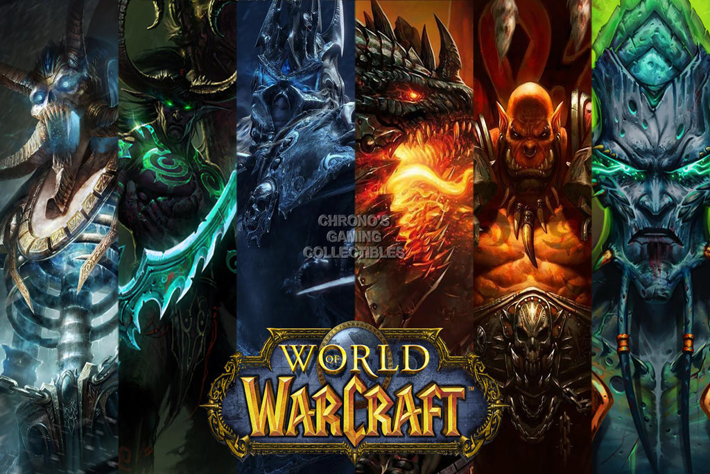 CGC Huge Poster - World of Warcraft PC - EXT164
