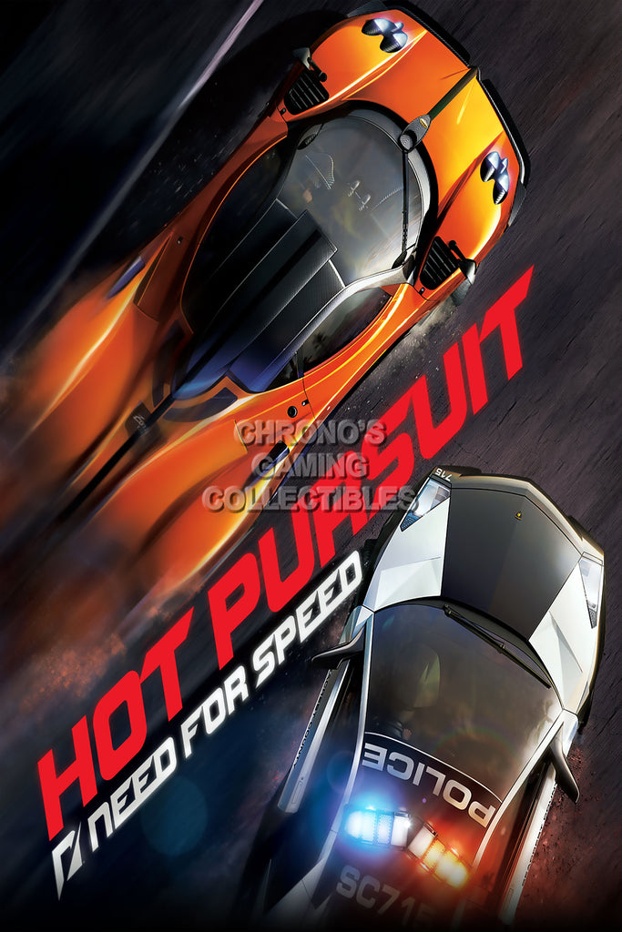CGC Huge Poster - Need for Speed Hot Pursuit Lamborghini PS3 XBOX 360 - NFS002