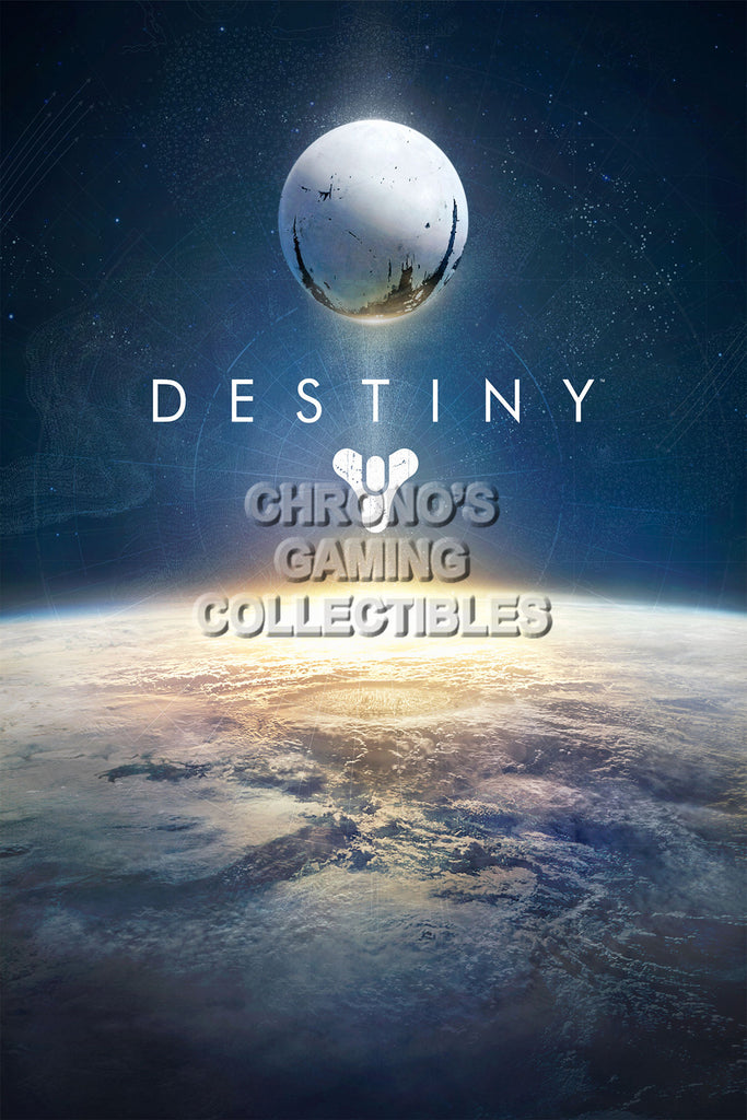 CGC Huge Poster - Destiny Art Sony PS3 PS4 XBOX 360 ONE - DES022