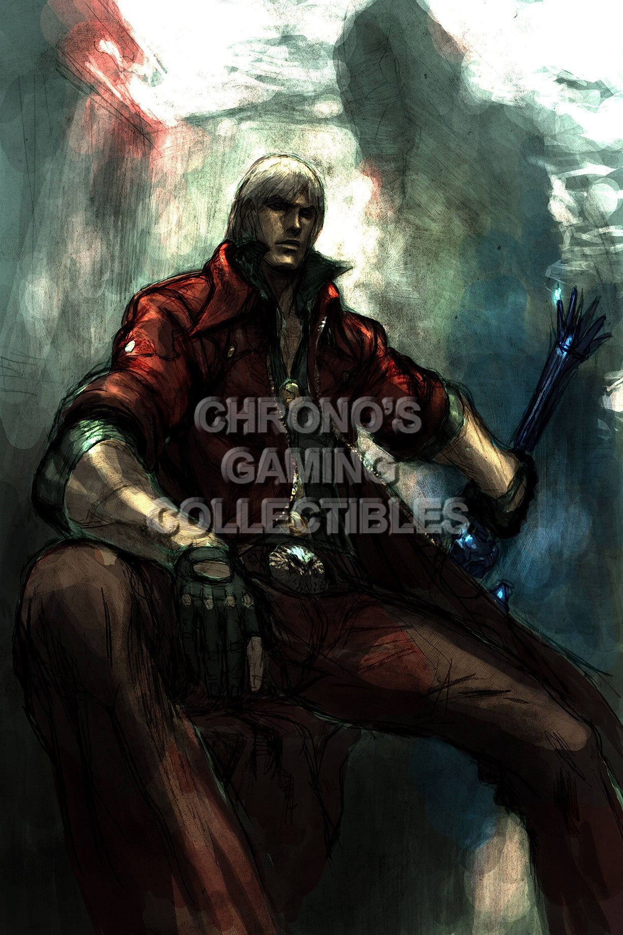 Devil May Cry Poster