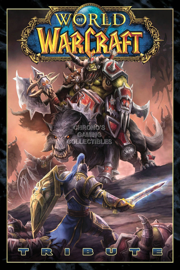 CGC Huge Poster - World of Warcraft Tribute PC - EXT180