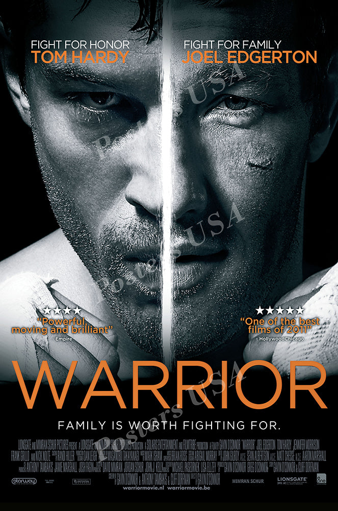 Posters USA - Warrior Movie Poster GLOSSY FINISH - MOV992
