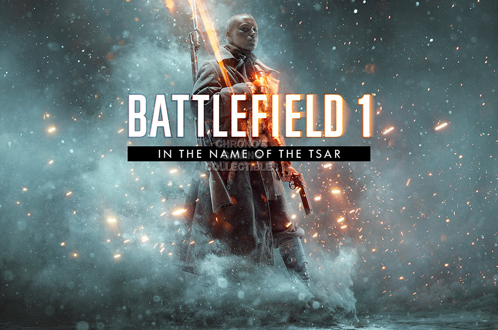 CGC Huge Poster GLOSSY FINISH - Battlefield 1 The Name of the Tsar PS4 XBOX ONE - EXT940