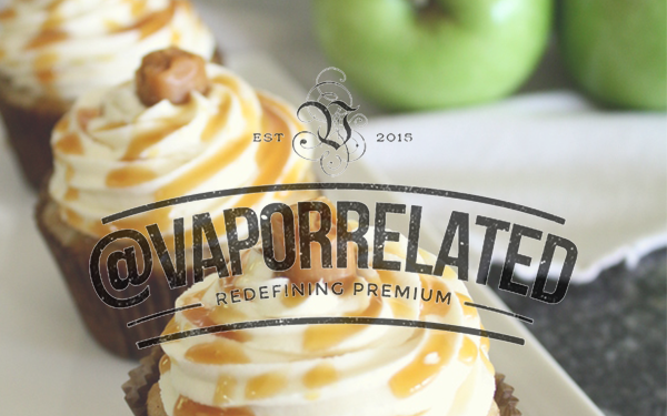 #ButteredApple - @VaporRelated - Ejuice - Cheap Ejuice - low price ejuice - cheap premium ejuice
