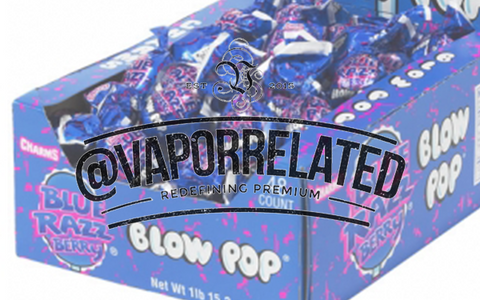 #POPGUM - @VaporRelated - Ejuice - Cheap Ejuice - low price ejuice - cheap premium ejuice