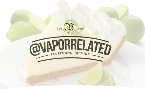 #KeyLime3.14 - @VaporRelated - Ejuice - Cheap Ejuice - low price ejuice - cheap premium ejuice