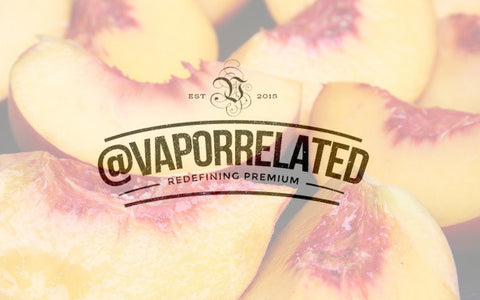 #Mr.Peach - @VaporRelated - Ejuice - Cheap Ejuice - low price ejuice - cheap premium ejuice