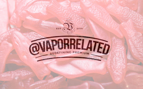 #RedFish - @VaporRelated - Ejuice - Cheap Ejuice - low price ejuice - cheap premium ejuice