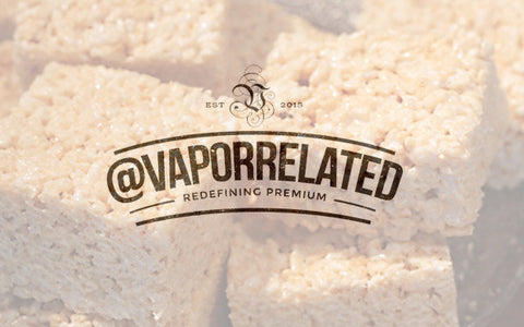#RiceCrisp - @VaporRelated - Ejuice - Cheap Ejuice - low price ejuice - cheap premium ejuice