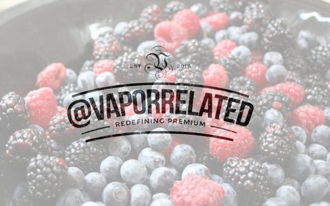 #Berrymadness - @VaporRelated - Ejuice - Cheap Ejuice - low price ejuice - cheap premium ejuice