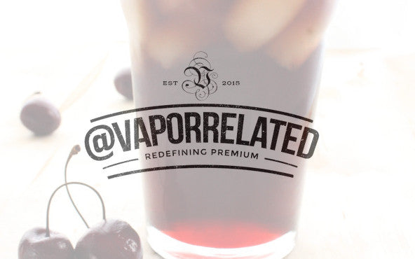 #CherryCola - @VaporRelated - Ejuice - Cheap Ejuice - low price ejuice - cheap premium ejuice