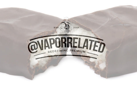 #Chococonut - @VaporRelated - Ejuice - Cheap Ejuice - low price ejuice - cheap premium ejuice
