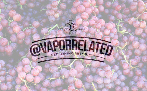 #JollyGrape - @VaporRelated - Ejuice - Cheap Ejuice - low price ejuice - cheap premium ejuice