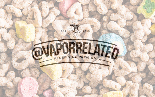 #LuckyCharmer - @VaporRelated - Ejuice - Cheap Ejuice - low price ejuice - cheap premium ejuice