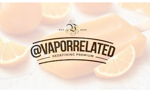 #OrangeCream - @VaporRelated - Ejuice - Cheap Ejuice - low price ejuice - cheap premium ejuice