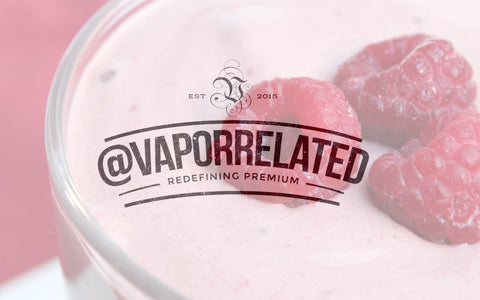 #RaspGurt - @VaporRelated - Ejuice - Cheap Ejuice - low price ejuice - cheap premium ejuice