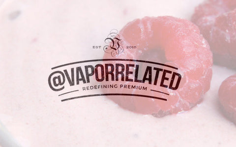 #Razzcream - @VaporRelated - Ejuice - Cheap Ejuice - low price ejuice - cheap premium ejuice