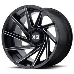 XD834 Cyclone Wheels