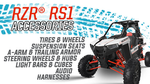 RZR RS1 Accessories