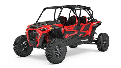 RZR Turbo S 4 Seater
