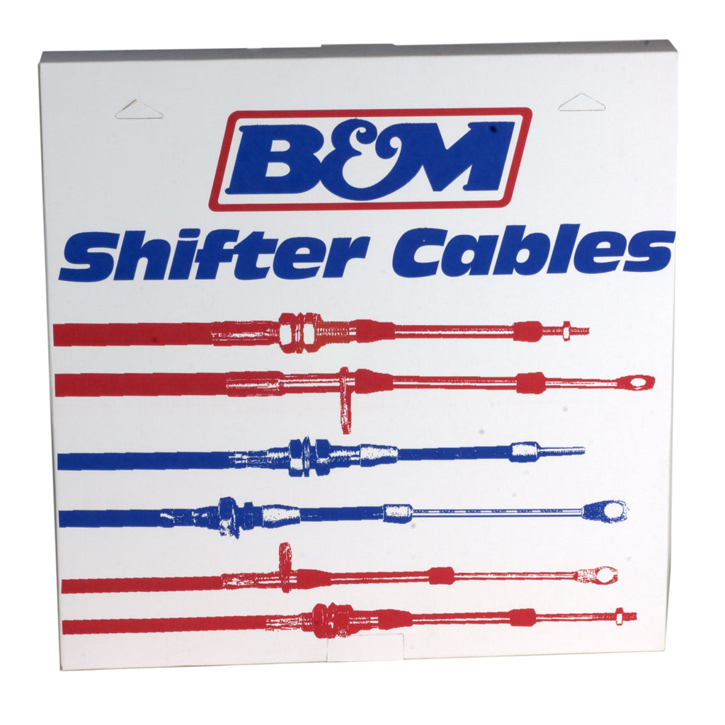 Shifter Cable, Race-Super Duty 8 Feet (80834) | B&M
