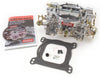 Carburetor, Performer Series, 4-Barrel, 800 CFM, Manual Choke, Satin Finish (1412) | Edelbrock