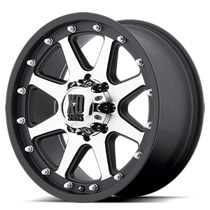 16x9 XD Series by KMC ADDICT  8x165.10 -12 XD79869080512N