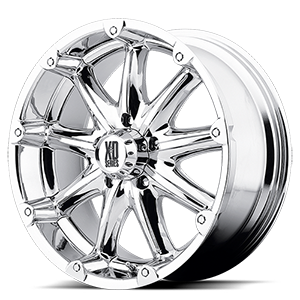 20x9 XD Series by KMC BADLANDS  5x139.70 -12 XD77929055212NA