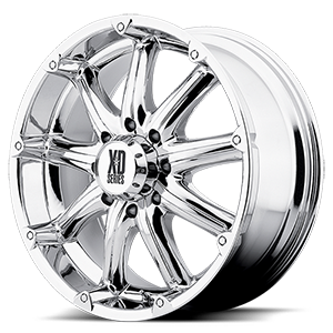 20x9 XD Series by KMC BADLANDS  8x165.10 -12 XD77929080212NA