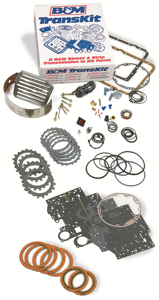 Automatic Transmission Master Repair Kit (70233) | B&M