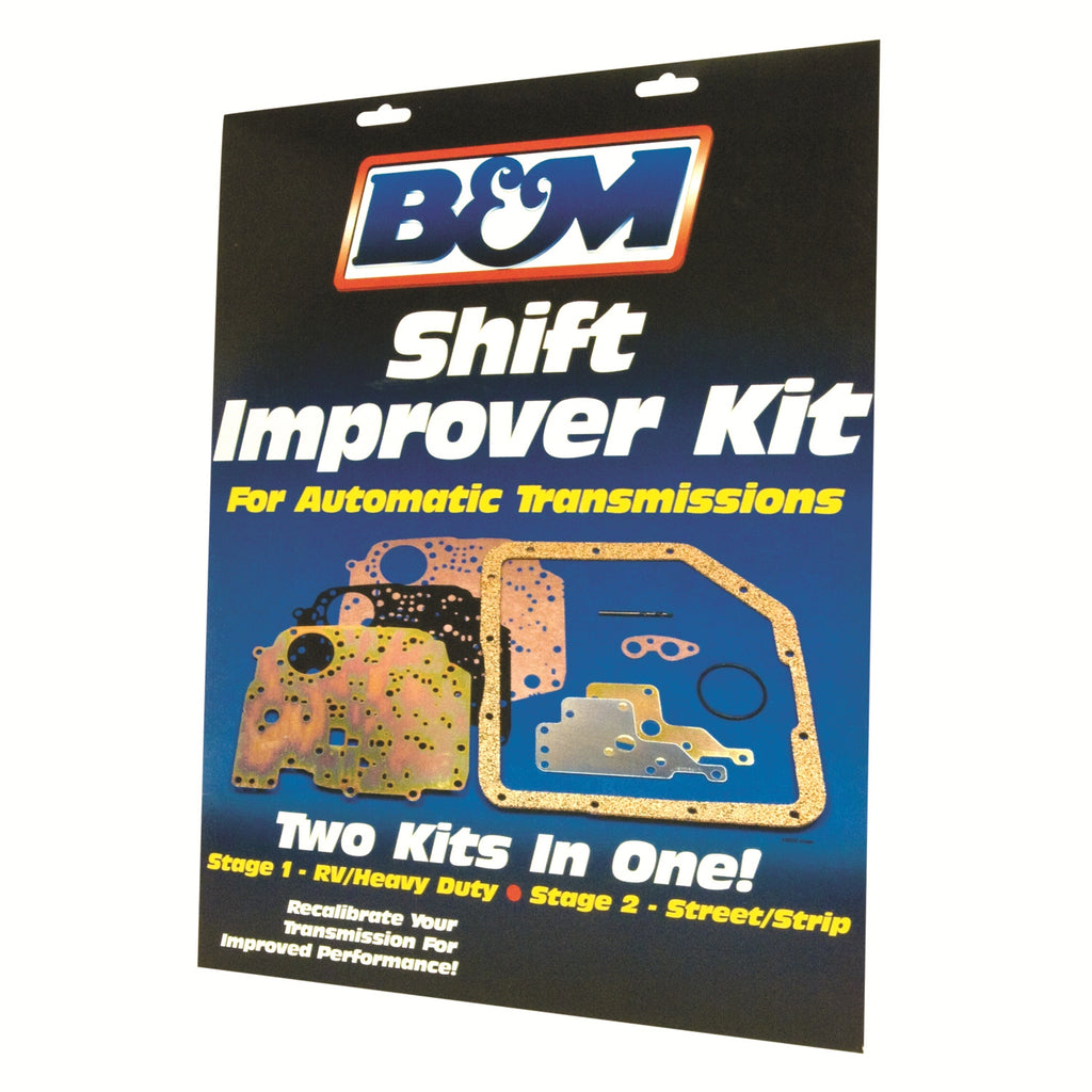 Shift Improver Kit for AODE and 4R70W Automatic Transmissions (40264) | B&M