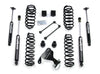 "JK 4 Door 2.5"" Lift Kit w/ 9550 Shocks (1251000) 