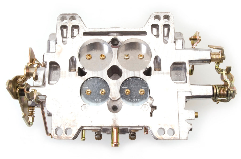 Reman Performer Series 750 CFM Carburetor with Manual Choke in Satin (non-EGR) (9907) | Edelbrock