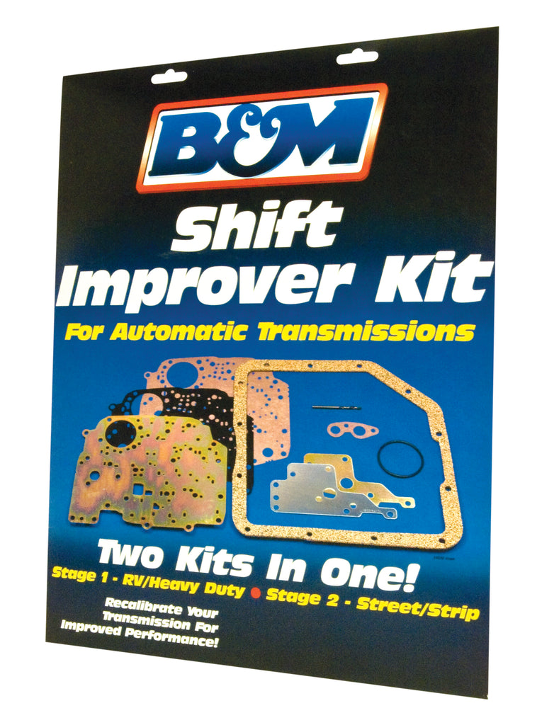 B&M Shift Improver Kit - GM TH400 Transmissions. (20260) | B&M