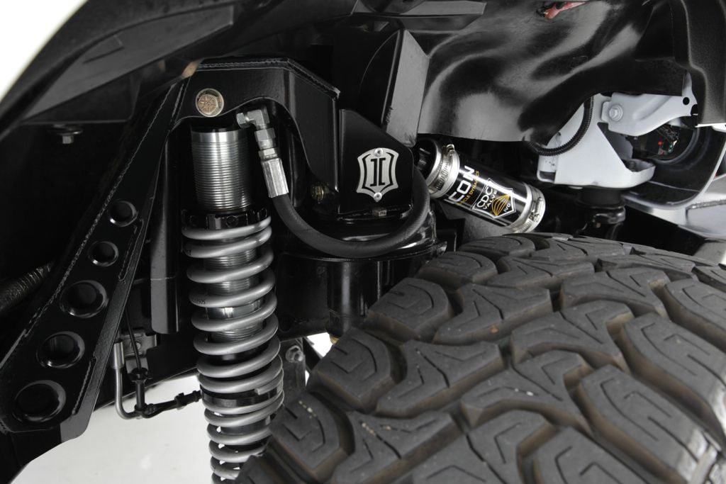 "2007-2018 0-4"" LIFT JEEP JK FRONT COILOVER CONVERSION KIT (22003) 