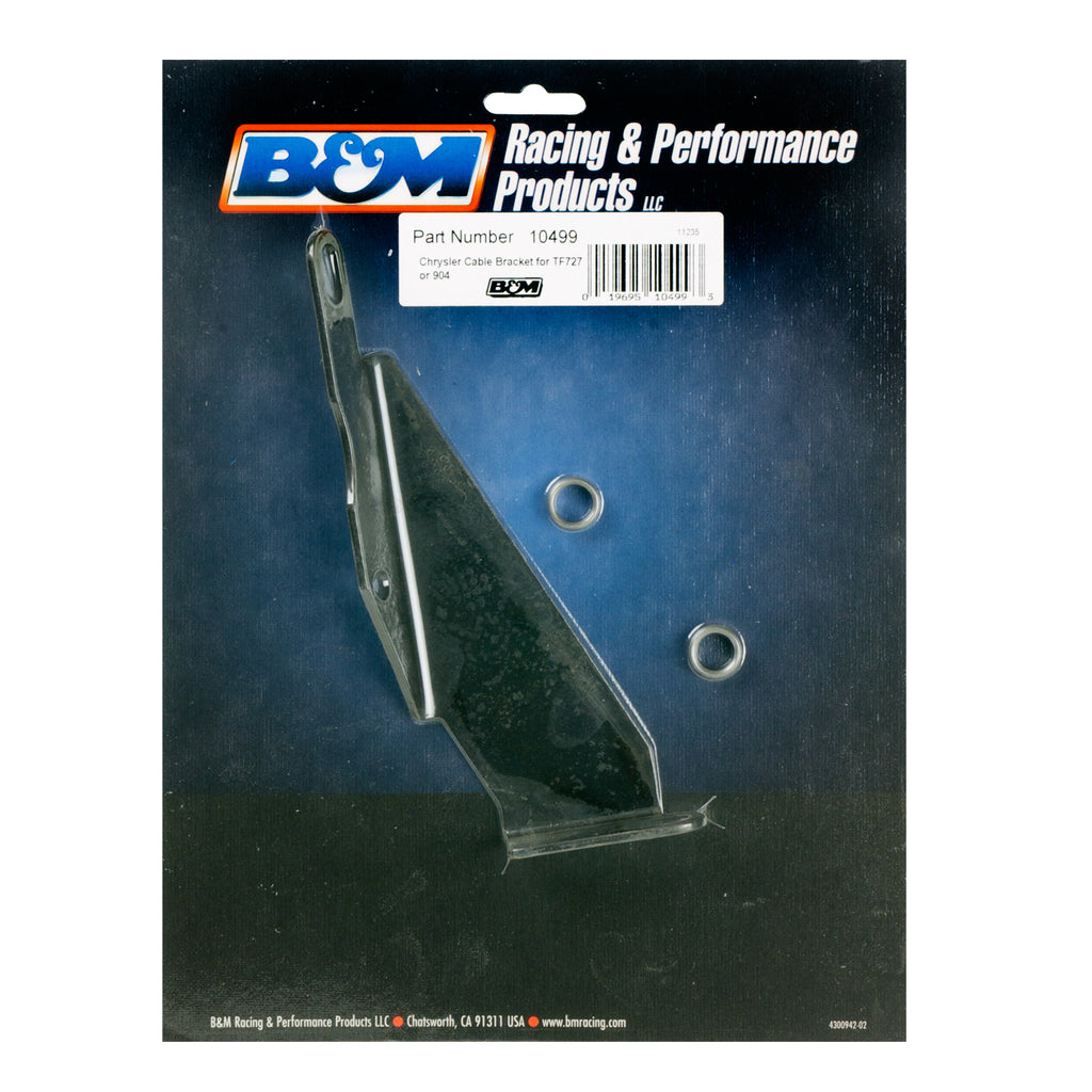 Cable Bracket for TF727 or 904 Transmissions (10499) | B&M