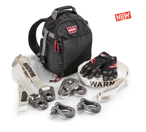 Off Road Tool or  Recovery Gear Bag With Strap 15104.40 Rugged Ridge