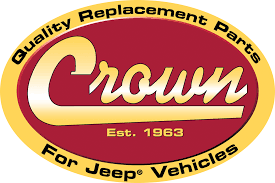 Suspension; Springs; and Related Components (5072958AC) | Crown Automotive Jeep Replacement