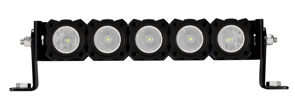 KC FLEX Series Black Colored Bezel rings are a direct replacement for standard gold KC FLEX Bezel rings. Includes specific tool to easily replace and personalize your FLEX LEDs, comes in a pack of 5. (30561) | KC HiLiTES