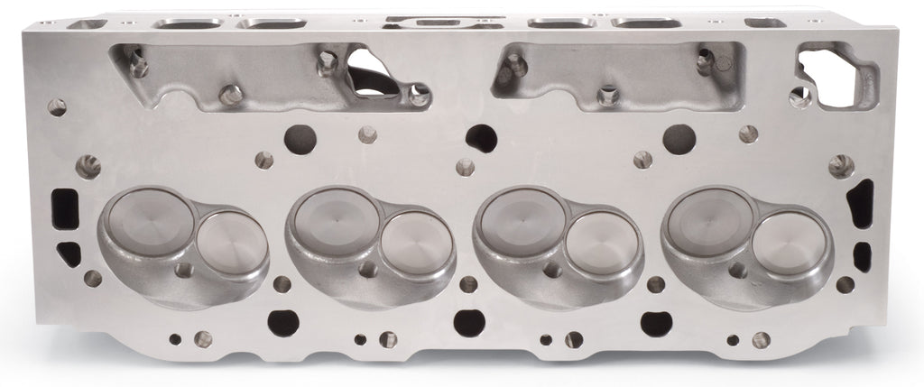 E-Street Big-Block ChevyHead Cylinder Head Oval COMPLETE Single (50459) | Edelbrock