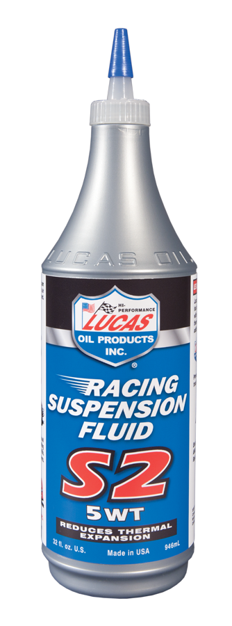 Racing Suspension Fluid S2 (10489) | Lucas Oil Products