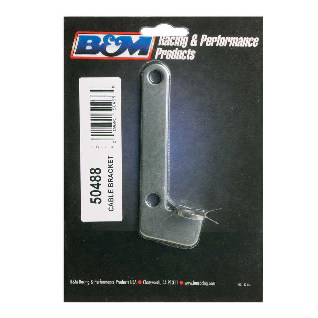 Cable Bracket for C4 with 80797, 80798 or 81050 shifters. (50488) | B&M