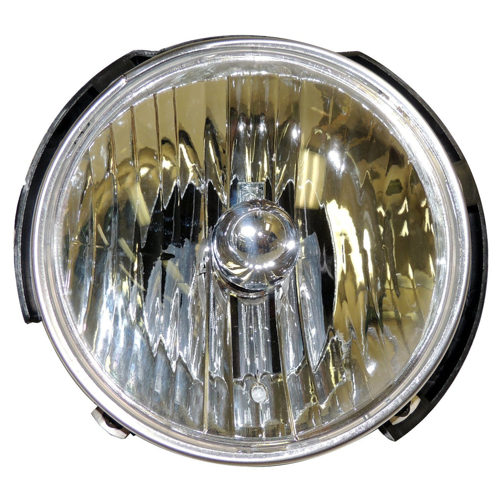 Right Halogen Headlight Assembly for Jeep JK Wrangler; USA & Canada (55078148AC) | Crown Automotive Jeep Replacement