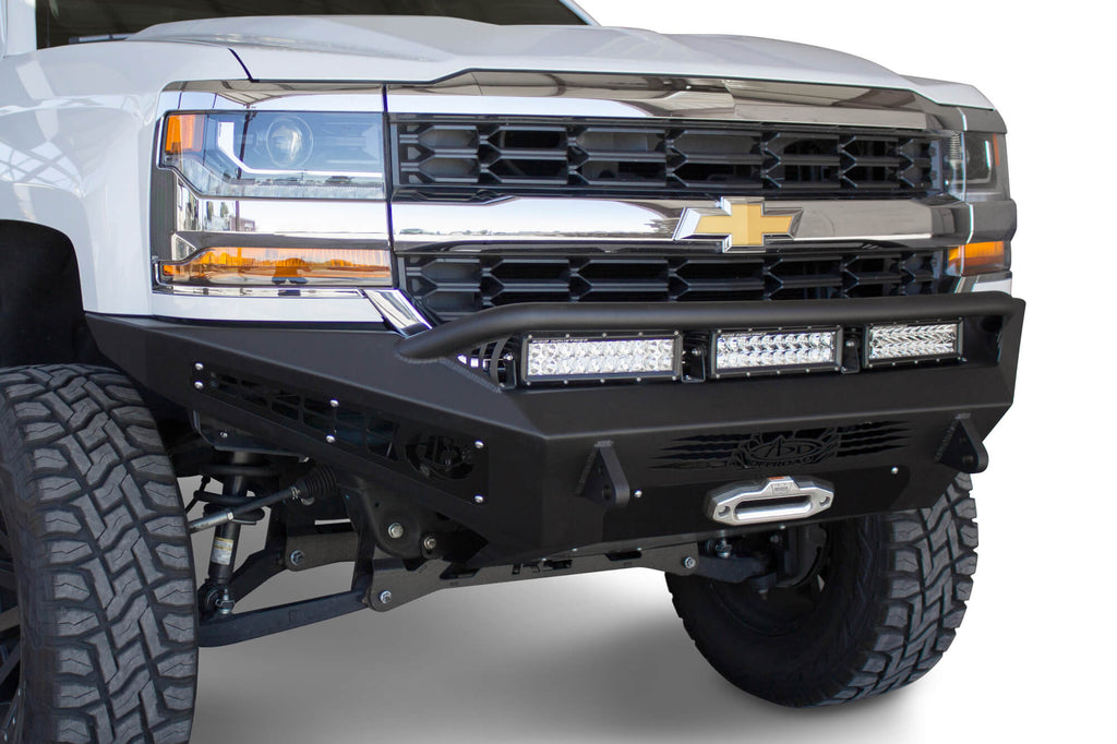HoneyBadger Front Bumper (F367382840103) | Addictive Desert Designs