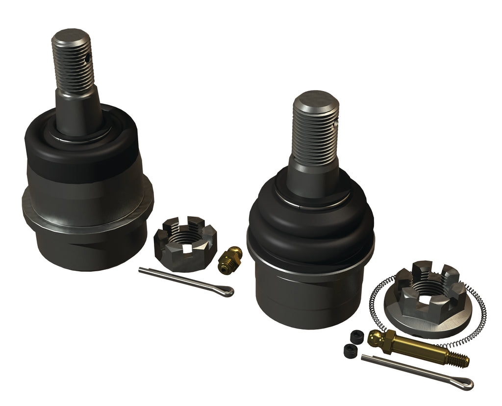 JK HD Dana 44/30 Upper & Lower Ball Joint Kit w/o Knurl (3440000) | TeraFlex